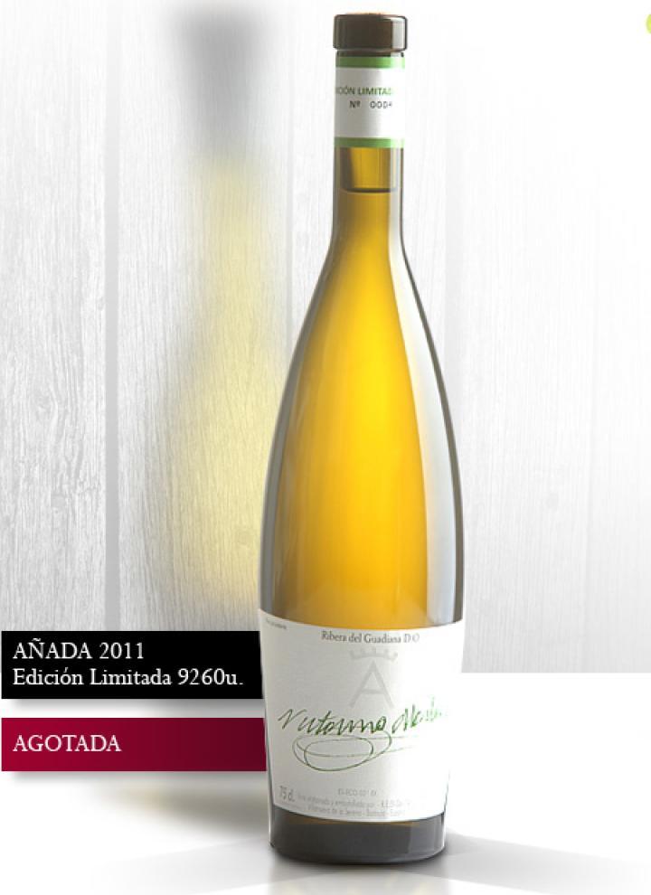 Botella de vino Victorino Añada 2011