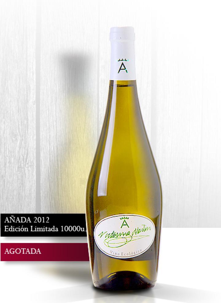 Botella de vino Victorino Añada 2012